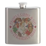 ALICE_people come and go2_PINK copy Flask