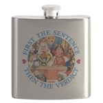 ALICE_FIRST THE SENTENCE_BLUE copy Flask