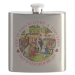 alice too thin_pink copy Flask