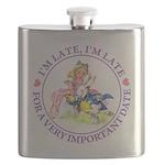 alice RABBIT im lateMA_PURPLE copy Flask