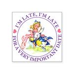 alice RABBIT im lateMA_PURPLE copy Square Stic