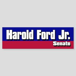 HAROLD FORD JR. SENATE 2006 Bumper Sticker