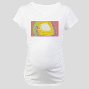 Egg Motion Maternity T-Shirt