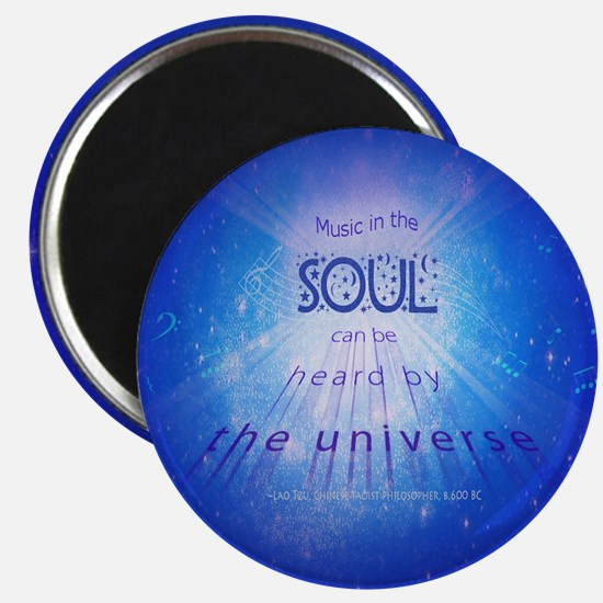 Music In The Soul Magnet Magnets