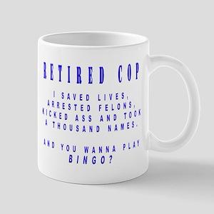 You wanna play Bingo? Mugs
