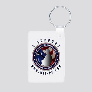 Military Purchasing Group Keychains
