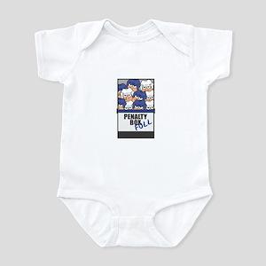 Hockey Penalty Box FULL Infant Bodysuit