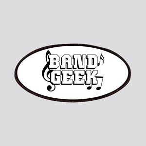 Band Geek Patches