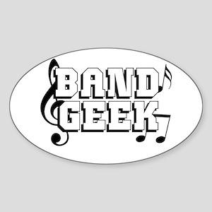 Band Geek Sticker