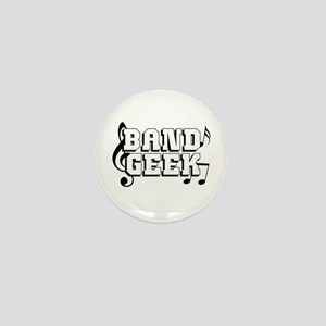 Band Geek Mini Button
