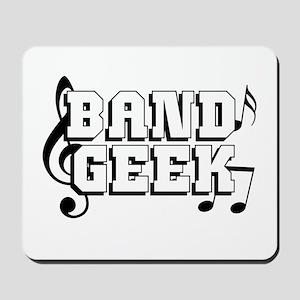 Band Geek Mousepad