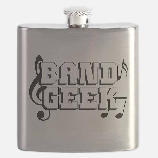 Band Geek Flask
