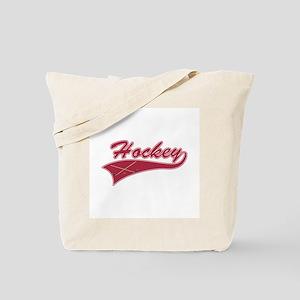 Hockey Logo Tote Bag