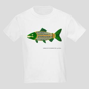 Fun Sockeye Salmon Kids T-Shirt