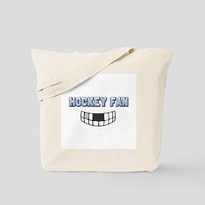Hockey Fan Tote Bag