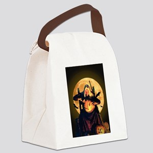 OLD WITCH_FINAL10x14 Canvas Lunch Bag