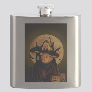 OLD WITCH_FINAL10x14 Flask