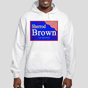 Ohio Sherrod Brown US Senate Hooded Sweatshirt