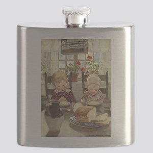 A Childs Book Of Old Verses002 Flask