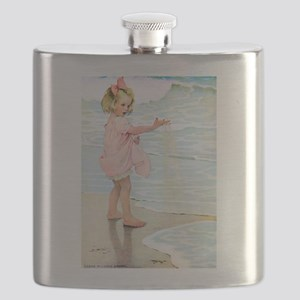 A Childs Book Of Old Verses007x Flask