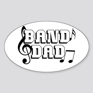 Band Dad Sticker