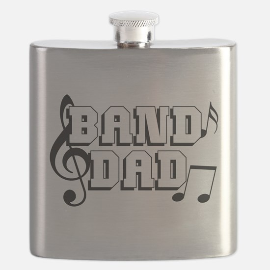 Band Dad Flask