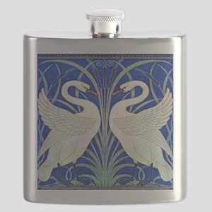 THE SWANS Flask
