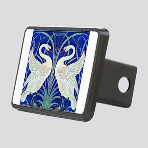 THE SWANS Rectangular Hitch Cover