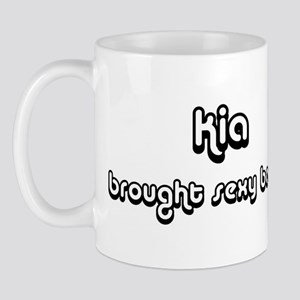 Sexy: Kia Mug