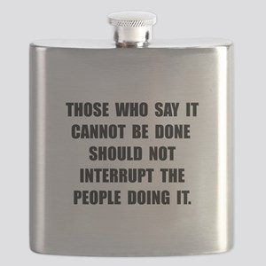 Can Be Done Flask