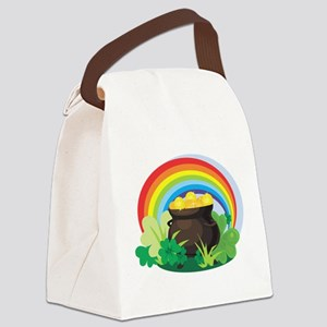 POT Canvas Lunch Bag