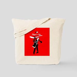 Reach for Jugger-nog tonight Tote Bag