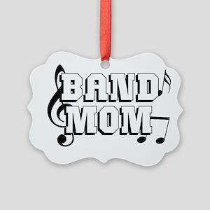Band Mom Ornament
