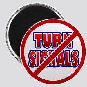 Turn Signals Equiped Use Magnet
