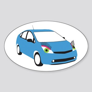 Tranny Prius Sticker