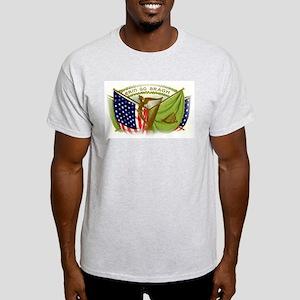 Erin Go Bragh Irish Flags T-Shirt