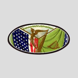 Erin Go Bragh Irish Flags Patches