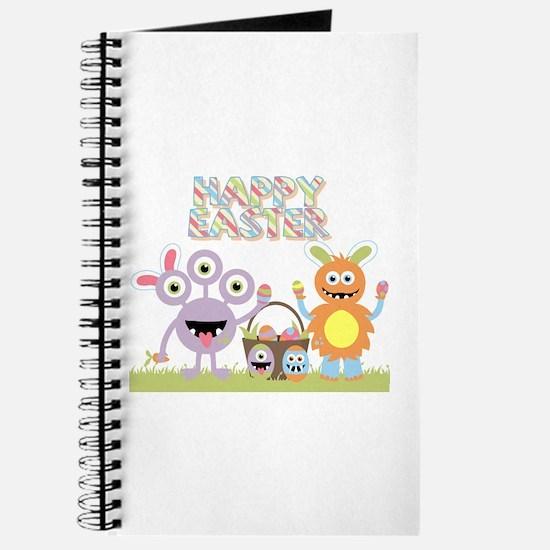 Monster Happy Easter Journal