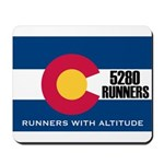 5280 Runners Mousepad