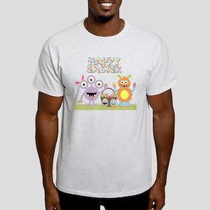 Monster Happy Easter T-Shirt