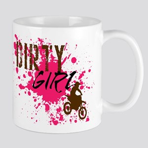 Dirty Girl Mug