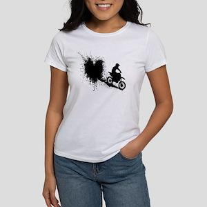 splatter heart T-Shirt