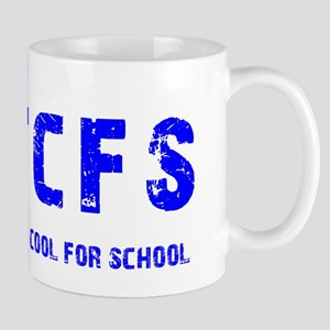 TCFS Too Cool For School Mug