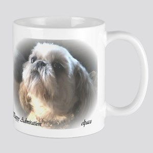 Puppy Admiration elpace Mugs
