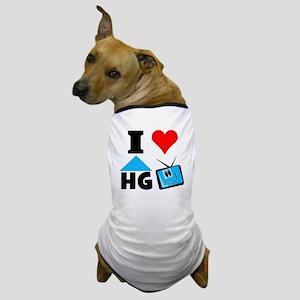 I Love HGTV Dog T-Shirt