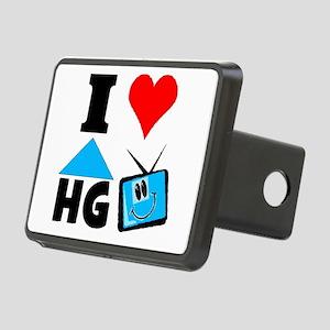 I Love HGTV Hitch Cover