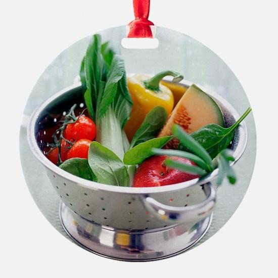 Fruit and vegetables - Ornament (Aluminum)