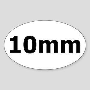 10mm Sticker