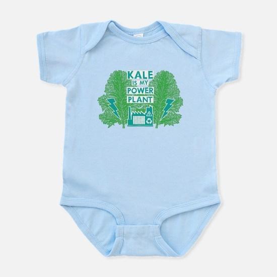 Kale Power Plant 4 Body Suit