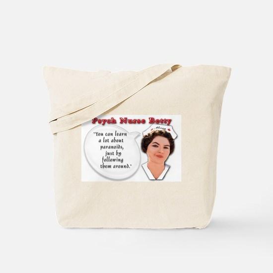 Paranoids Tote Bag